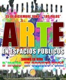 """Vuelve """"Arte en Espacios Públicos"""""""