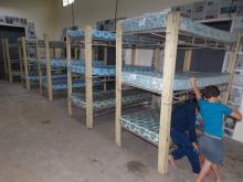 El día después: Aún quedan familias en los refugios tras las inundaciones