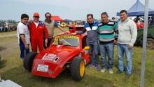 Domínguez   en el Campeonato de Automovilismo – Fuerza Libre