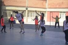 Exitoso Torneo de Handball en Curuzú Cuatiá