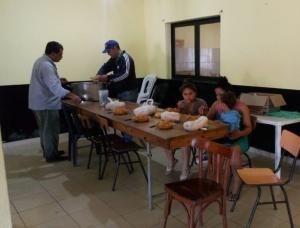 Inundaciones en Curuzú: Aún quedan siete personas evacuadas en uno de los refugios