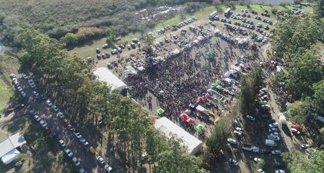 Con vistas a ser provincial, culminó en Curuzú el gran festival del locro