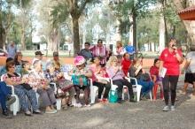 Exitoso primer encuentro inclusivo