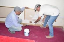Continúan las obras de remodelación del Palacio Municipal