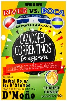 El Municipio prepara un evento inédito en Cazadores Correntinos