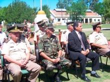 Nuevo director en el  Hospital Militar de Curuzú Cuatiá
