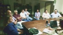 Importante reunión interinstitucional