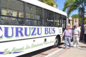 Curuzú Bus incorporó una nueva unidad