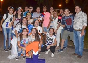 La Estudiantina 2018 puso primera: Caravana por la principal y festival en el camping