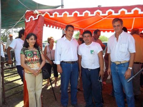 9º Festival del esquilador en Cazadores Correntinos