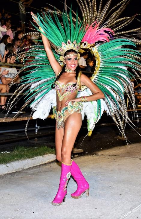 El Carnaval Curuzucuateño ya tiene sus Embajadores