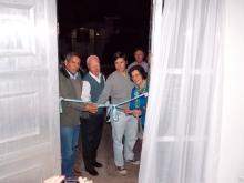 Se inauguró la pinacoteca en la biblioteca Cuatiá  Renda