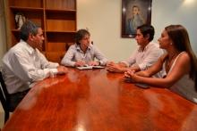 Reunión con interventor de la DPEC
