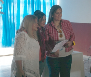 Municipales acompañaron el inicio de actividades del Instituto CIEC