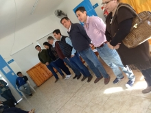 En Cazadores lanzaron talleres de Oficios y anunciaron la construcción de viviendas