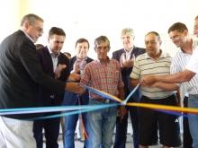 El intendente concretó varias inauguraciones en vísperas del aniversario de Curuzú