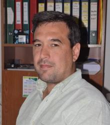 El director general de Personal Lucas Martín Musi saluda a los trabajadores municipales por las tradicionales fiestas