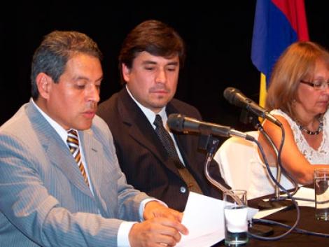 Inicio de Sesiones del Honorable Concejo Deliberante