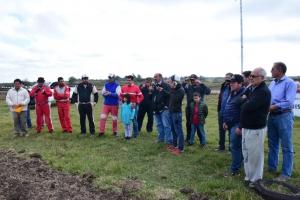Con entrada libre y gratuita se desarrolló la tercera fecha de Fuerza Libre en Curuzú