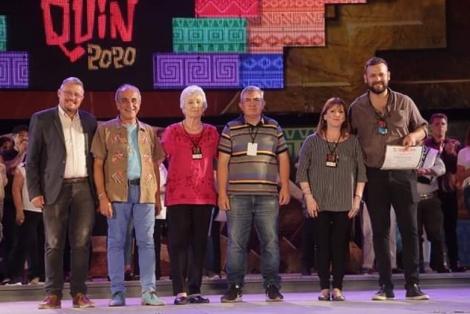 Mas de 50 artistas de la Sede Curuzú Cuatiá en Cosquin