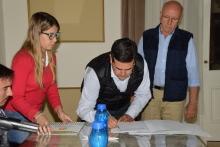 Con una inversión de más de 27 millones el Municipio inicia obra de repavimentación de calles céntricas