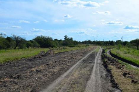 Recorridas por parajes Basualdo y Pairirí
