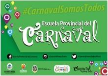 Curuzú sede de la Escuela Provincial del Carnaval