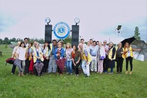 Actos por los 50 años del Club de Leones