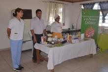 Se llevó a cabo en Curuzú un taller para celíacos