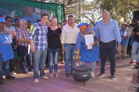 Decima edición del Festival del Locro Curuzucuateño