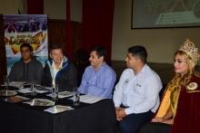 Paso de la Patria promocionó en Curuzú su Torneo de Pesca del Dorado