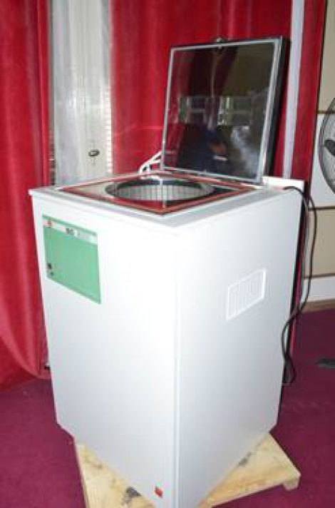 Convertidor de Residuos Patogénicos para PLAMARES