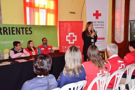 Con apoyo del Municipio se realizó una jornada sobre primeros auxilios
