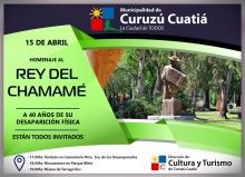 A 40 años del fallecimiento de Tarragó Ros, la Municipalidad invita a todos a participar de los homenajes en honor al músico