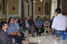 Comunicado oficial del Consejo de Seguridad Urbana de Curuzú Cuatiá