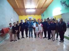 Domínguez entregó subsidio a Estudio de Danzas