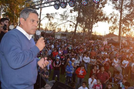 7 mil personas en los festejos por el Día del Padre