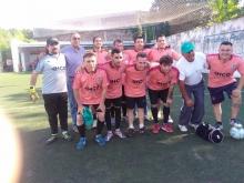Emocionante final del Campeonato Interáreas en adhesión al día del Empleado Municipal