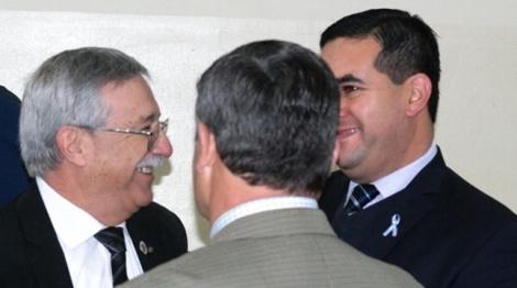 Asunción de nuevas autoridades en el Rotary Club