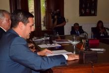 Discurso completo del intendente José Irigoyen en la apertura de sesiones del HCD
