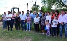 El Municipio inicia obras de desagües en Barrio Villa Dolores
