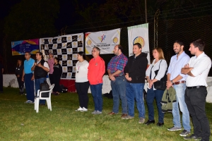 El intendente Irigoyen inauguró los Juegos Correntinos en Curuzú