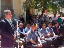 El Intendente participó de acto policial