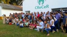 El Municipio celebra la inauguración del nuevo Centro de Prevención de Desnutrición Infantil CReCeR