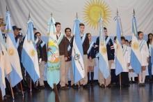 Se recordó el 201° Aniversario de la Declaración de la Independencia