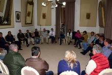 Comunicado oficial: Segunda reunión del Consejo de Seguridad Urbana