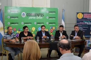 """Se lanzó el II Festival Curuzucuateño """"De Pandorga y Miel"""""""