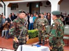 Cambio de Autoridades en la Primera División de Ejército