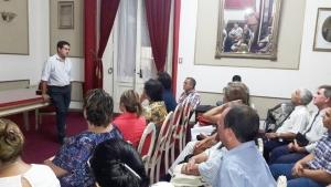 La Comuna y rectores de establecimientos escolares convocan a delegados de quintos años para organizar juntos la Fiesta de Despedida de las Vacaciones