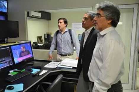 El Intendente firmó un convenio con la Universidad del Chaco Austral